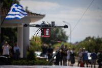Στα Τρίκαλα η πρώτη πανευρωπαϊκή πτήση για παράδοση φαρμάκων με drones