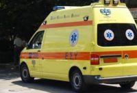 Ανατράπηκε Ι.Χ. μετά από σύγκρουση με αγριογούρουνο στο Δαμάσι Τυρνάβου – Γυναίκα ακρωτηριάστηκε στα δάχτυλα