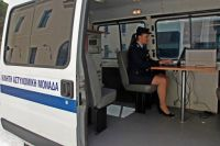 Τα δρομολόγια της Κινητής Αστυνομικής Μονάδας στο Νομό Τρικάλων